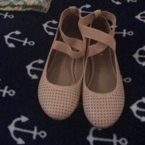 Report Shoes - Report ballet flats in pink